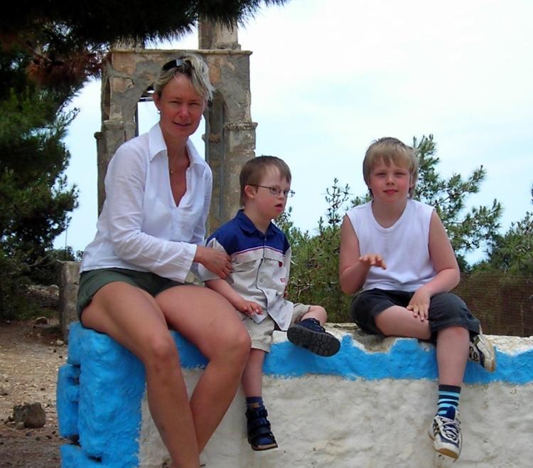 familjebild grekland 07